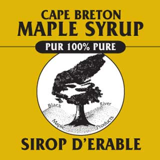 Cape Breton Maple Syrup – 100% Pure – Sirop d'erable